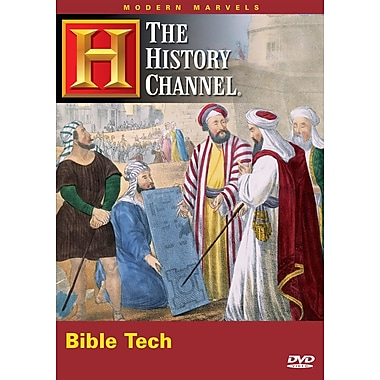 Modern Marvels: Bible Tech (DVD)
