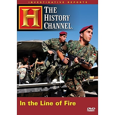 Investigative Reports: In The Line of Fire (DVD)