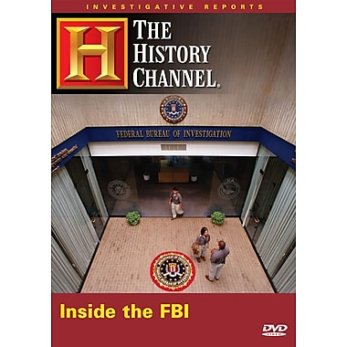 Investigative Reports: Inside The FBI (DVD)