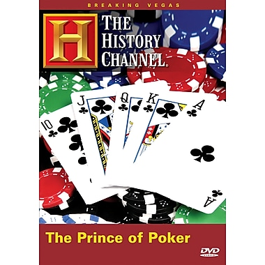 Breaking Vegas - Prince of Poker (DVD)