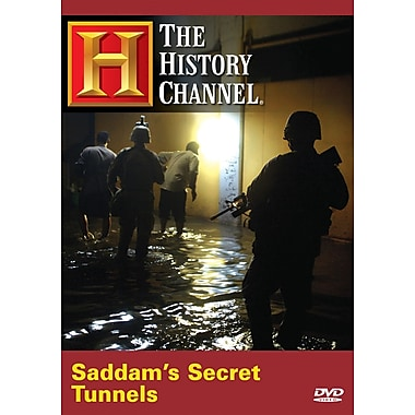 Saddam's Secret Tunnels (DVD)
