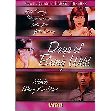 Days of Being Wild (DVD)