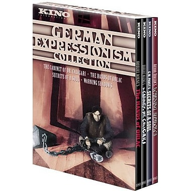 German Expressionism Collection (DVD)