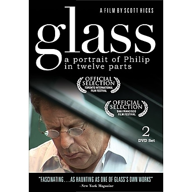 Glass: A Portrait of Philip in Twelve Parts (DVD)
