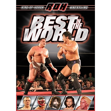 Ring of Honor : Best In The World (DVD)