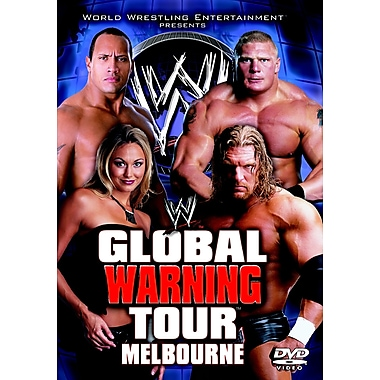 WWE: Global Warning Melbourne PPV (DVD)