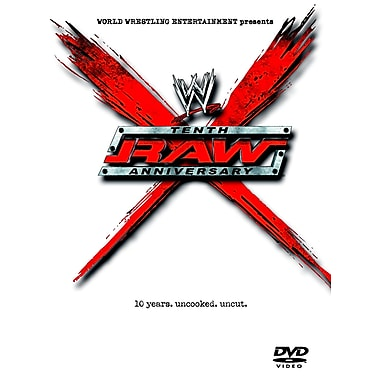 WWE: Raw 10th Anniversary (DVD)