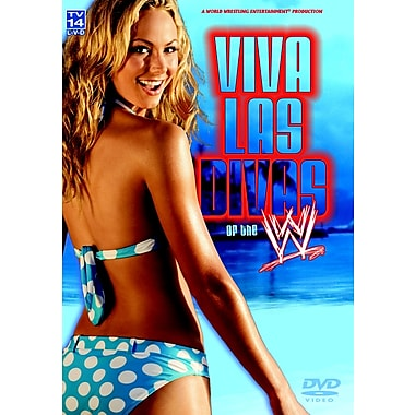 WWE: Viva Las Divas of The WWE (DVD)