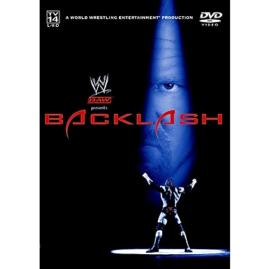 WWE: Backlash: Manchester, NH: May 1, 2005 PPV (DVD)