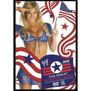 WWE: The Great American Bash 2005: Buffalo, NY: July 24, 2005 PPV (DVD)