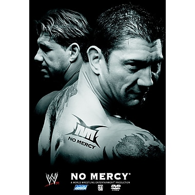 WWE: No Mercy 2005: Houston, TX: October 9, 2005 PPV (DVD)