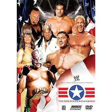WWE: The Great American Bash 2006: Indianapolis, IN: July 23, 2006 PPV (DVD)