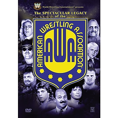 WWE: The Spectacular Legacy of The AWA (DVD)