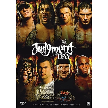 WWE: Judgment Day: St Louis, MO: May 20, 2007 PPV (DVD)