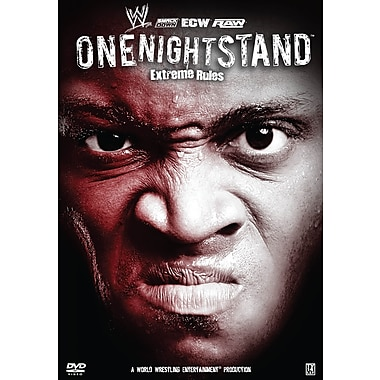 WWE: One Night Stand 2007: Newark, DE: June 3, 2007 PPV (DVD)