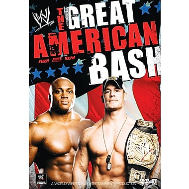 WWE: The Great American Bash: San Jose, CA: July 2 2, 2007 PPV (DVD)