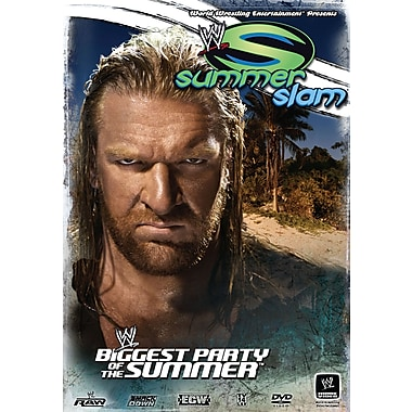 WWE: Summerslam 2007: East Rutherford, NJ: August 26, 2007 PPV (DVD)
