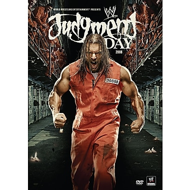 WWE: Judgment Day: Omaha, NB: May 18, 2008 PPV (DVD)
