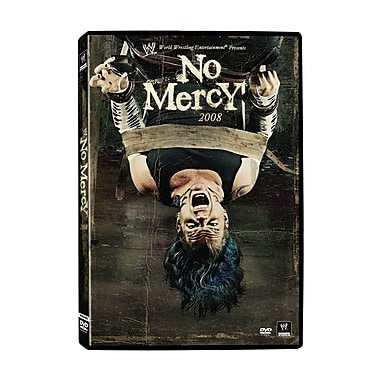 WWE: No Mercy: Portland, OR: October 5, 2008 PPV (DVD)