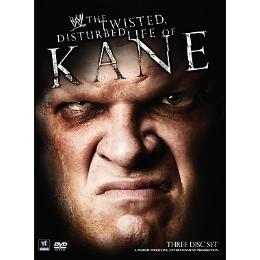 WWE: The Twisted, Disturbed Life of Kane (DVD)
