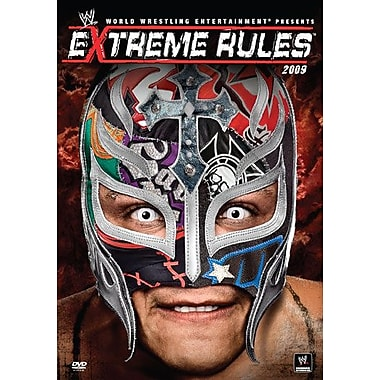 WWE: Extreme Rules: New Orleans, LA: June 7, 2009 PPV (DVD)