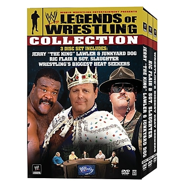 WWE: WWE Legends of Wrestling Collection (DVD)