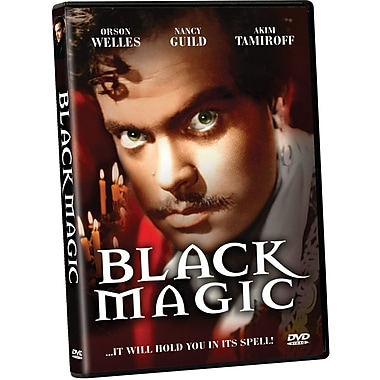 Black Magic (DVD) 2012