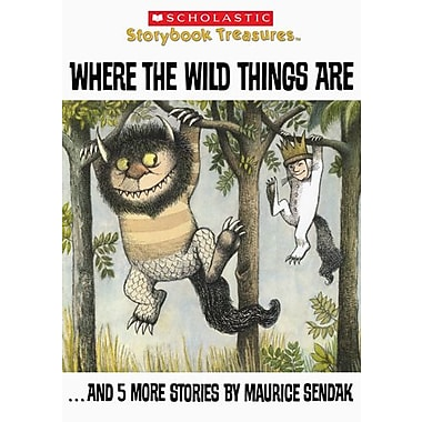 Where the Wild Things Are...and 5 more stories by Maurice Sendak (DVD)