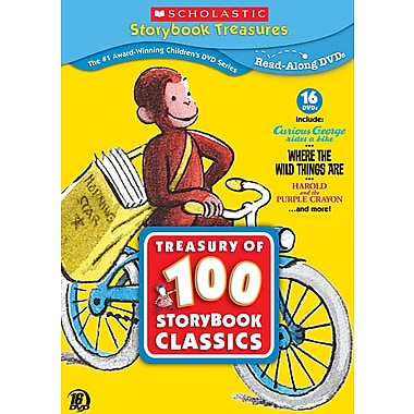 Scholastic Treasury of 100 Storybook Classics (DVD)