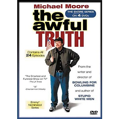 Michael Moore: The Awful Truth: The Complete Series: Seasons 1 and 2 (DVD)