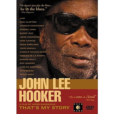John Lee Hooker: Thats My Story (DVD)