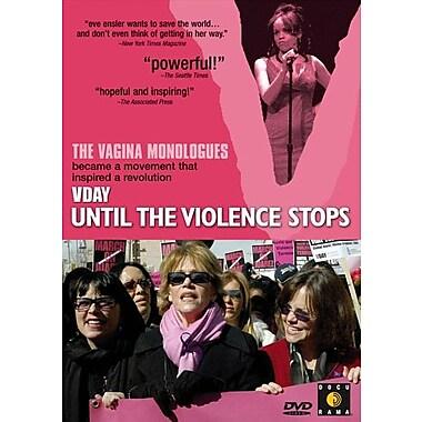 V-Day Until The Violence Stops (DVD)