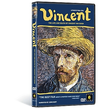Vincent Life & Death of Vincent (DVD)