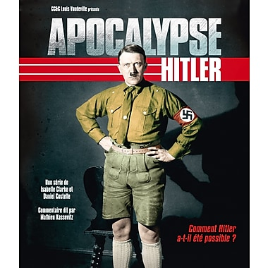 Apocalypse - Hitler (French only) (BLU-RAY DISC)