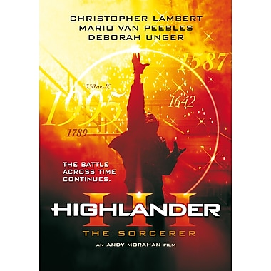 Highlander 3: The Sorcerer (DVD)