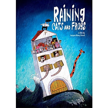 Raining Cats and Frogs (DVD)