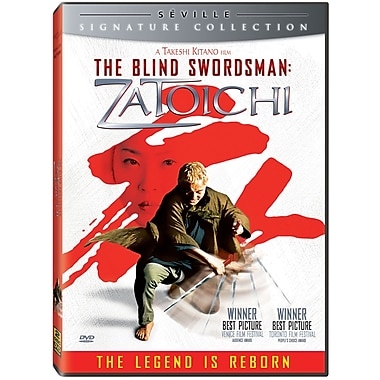 Zatoichi, the Blind Swordsman (DVD)