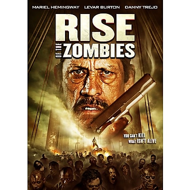 Rise Of The Zombies (DVD + BRD)