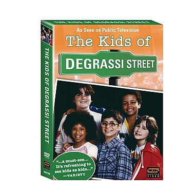 Degrassi - Kids of Degrassi Street (DVD)