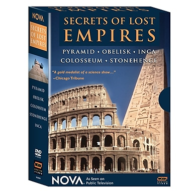Secrets of Lost Empires Set (DVD)