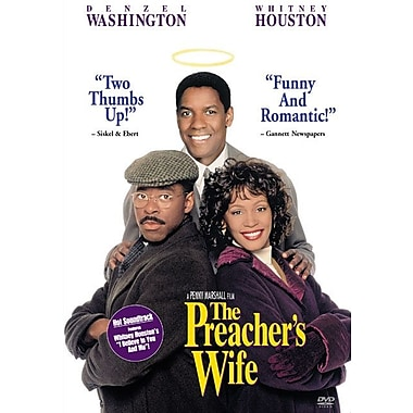 Preachers Wife (DVD)