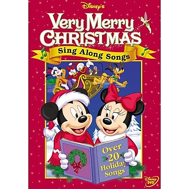 Sing Along Songs: Very Merry Christmas Songs (DVD)