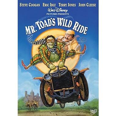 Mr. Toad's Wild Ride (DVD)