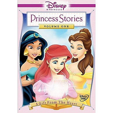 Disney Princess Stories Volume 1: A Gift From The Heart (DVD)