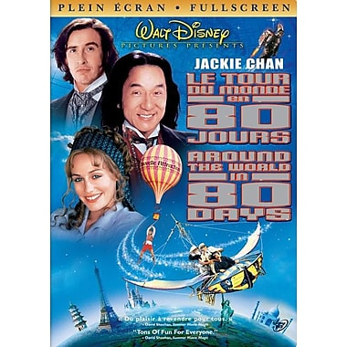 Around the World in 80 Days (DVD) 2005