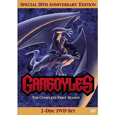 Gargoyles: The Complete First Season (DVD)
