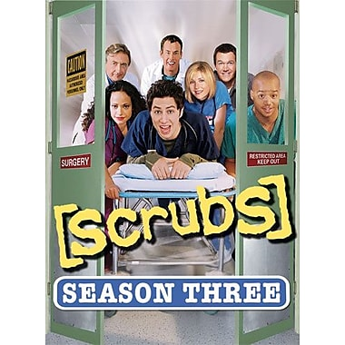 Scrubs: The Complete Third Season (DVD)
