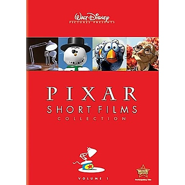 Pixar Short Films Collection, Volume 1 (DVD)