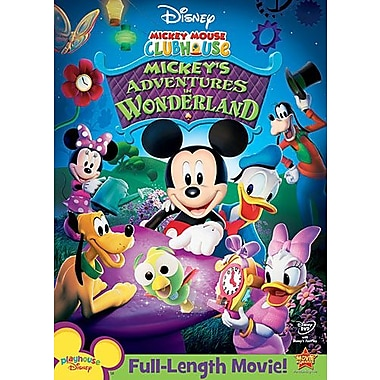 Mickey's Adventures In Wonderland (DVD)