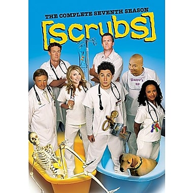 Scrubs: The Complete Seventh Season (DVD)